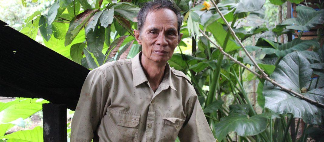 Pak Moko, Pembudidaya Ikan, Usaha Skala Rumah Tangga penopang ekonomi keluarga