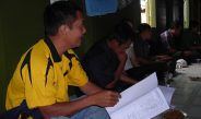 Tertib administrasi, upaya menuju kelompok Pelaku Usaha perikanan Mandiri.