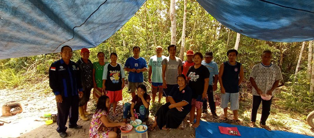 Dorong Usaha Perikanan, Dinas Perikanan Fasilitasi Pembentukan POKDAKAN METANOIA Kampung Leleng