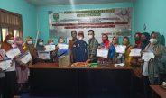 Tingkatkan Nilai Tambah Produk Perikanan, Warga Kecamatan Muara Pahu Ikuti Pelatihan Penganekaragaman Produk Olahan